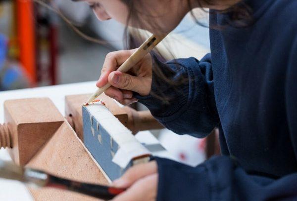 Création d'entreprise dans les métiers d'art