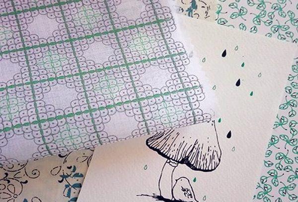 Infographie textile