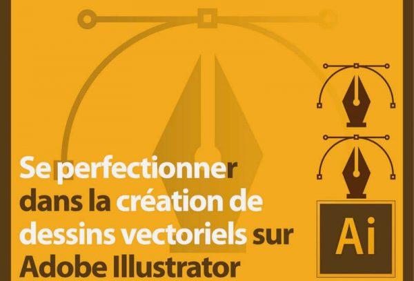 Dessin vectoriel avec Illustrator