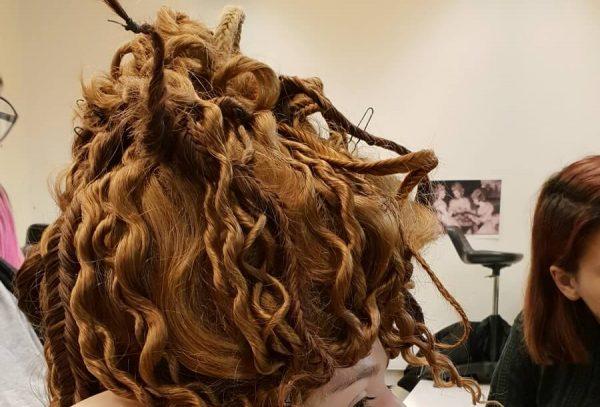 coiffure d'époque